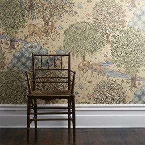 William Morris & co The Brook Tapet