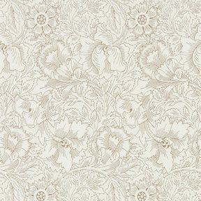 William Morris & co Pure Poppy Tapet