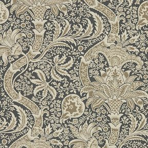 William Morris & co Indian Charcoal/Nickel