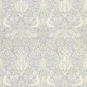 William Morris & co Pure Dove & Rose Cloud Grey