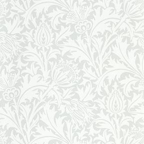 William Morris & co Pure Thistle Grey Blue