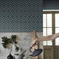 Sandberg Kimono Tapet