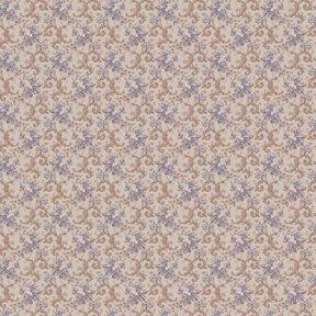 Lim & Handtryck Hovdala blomma Tapet