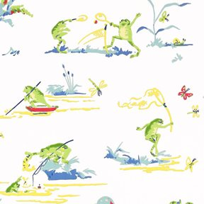 Thibaut Resort Frogs