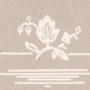 Lim & Handtryck Deco Tapet