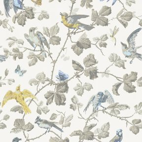 Cole & Son Winterbirds