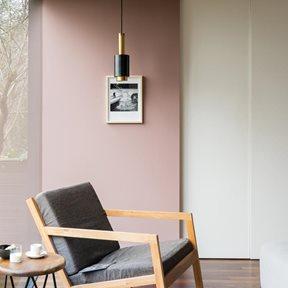 Farrow & Ball Sulking Room Pink 295
