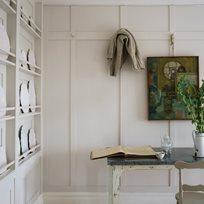 Farrow & Ball School House White 291 Färg
