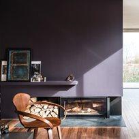 Farrow & Ball Paean Black 294 Färg