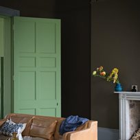 Farrow & Ball Salon Drab 290