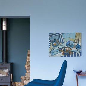 Farrow & Ball Lulworth Blue 89 Färg
