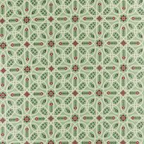 William Morris & co Brophy Embroidery Tyg
