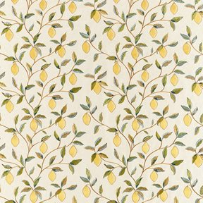 William Morris & co Lemon Tree Embroidery