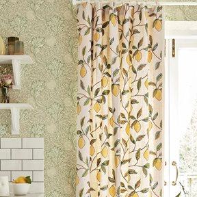 William Morris & co Lemon Tree Embroidery
