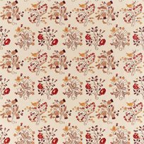 William Morris & co Newill Embroidery Tyg