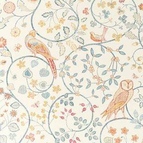 William Morris & co Newill Tyg