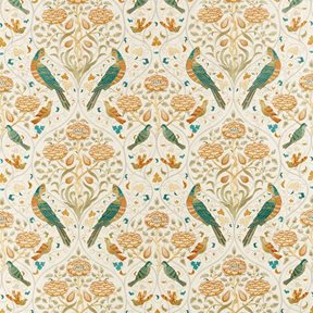 William Morris & co Seasons by May Embroidery Tyg