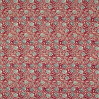 Ralph Lauren Shell Beach Batik Scarlet Tyg