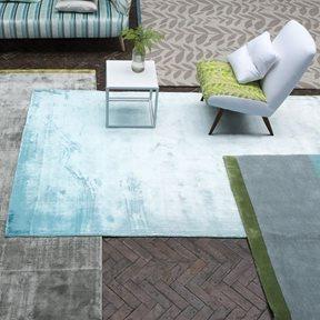 Designers Guild Eberson Aqua Matta