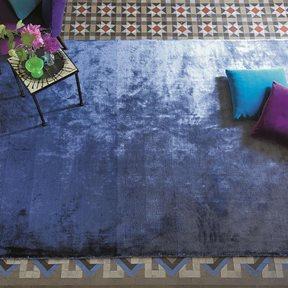 Designers Guild Eberson Cobalt Matta