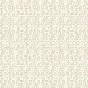 Lim & Handtryck Åt solsidan - Klöver & bin Tapet