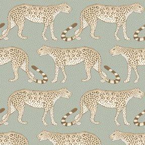 Cole & Son Leopard walk Tapet