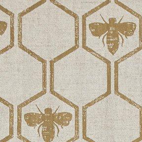 Barneby Gates Honey Bees Tyg