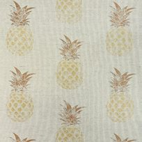Barneby Gates Pineapples Tyg