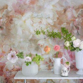Designers Guild Fleur De Nuit Pale Coral