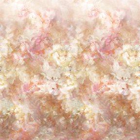 Designers Guild Fleur De Nuit Pale Coral Tapet