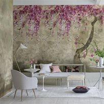 Designers Guild Shinsha Scene 2 Blossom Tapet