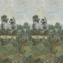 John Derian Pastoral Scene 1 Sky