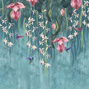 Osborne & Little Trailing Orchid Tapet