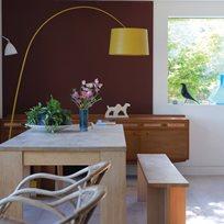 Farrow & Ball Deep Reddish Brown Färg
