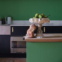 Farrow & Ball Emerald Green Färg