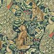 William Morris & co Forest Velvet Azure Tyg