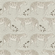 Cole & Son Leopard walk