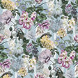 Designers Guild Delft flower Grande Sky Tapet