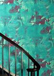 Blackpop Blue Note Tapet