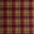 Mulberry Velvet Ancient Tartan, Plum