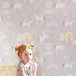 Majvillan True Unicorns Tapet