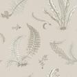 Baker Ferns Linen Tapet