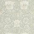 William Morris & co Pure Honeysuckle & Tulip Grey Blue Tapet