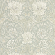 William Morris & co Pure Honeysuckle & Tulip Grey Blue