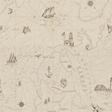 Ralph Lauren Searsport Map Tapet