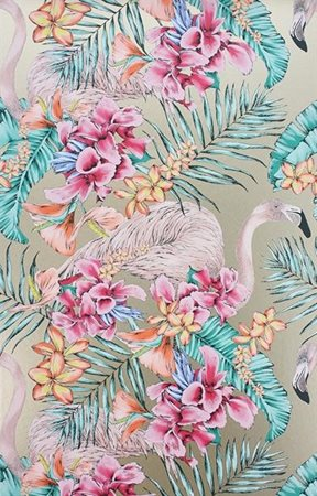Matthew Williamson Flamingo Club Tapet