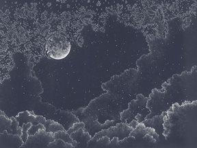 Au fil des Couleurs Moonlight