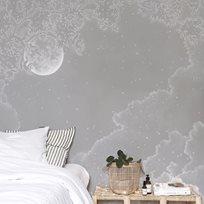 Au fil des Couleurs Moonlight, Grey Tapet