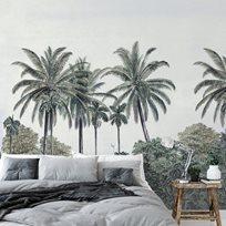 Au fil des Couleurs Palm Grove Tapet