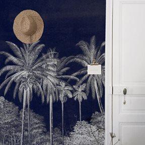 Au fil des Couleurs Palm Grove, Midnight